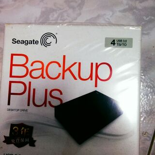 Seagate Backup Plus V2 STDT4000300 4TB 3.5吋 外接硬碟 WD Toshiba