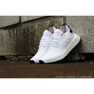 【HYDRA】Adidas Originals NMD R2 PK Boost 白黑 雨滴 編織 襪套【BY3015】