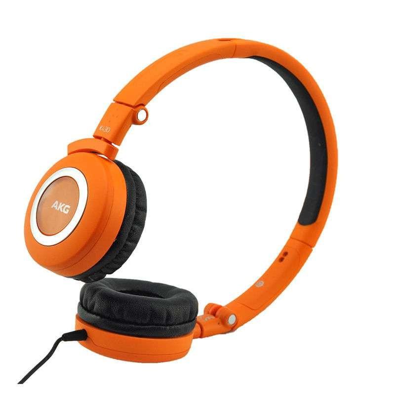 【AKG公司貨】AKG Mini耳罩系列K430橘色