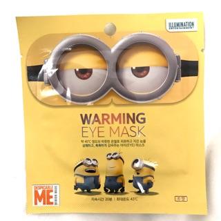 新產品!現貨!韓國購入 小小兵 舒緩溫熱眼膜