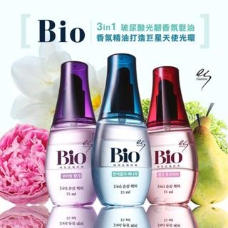 韓國 Elastine Bio 3in1 玻尿酸光韌香氛髮油 75ml