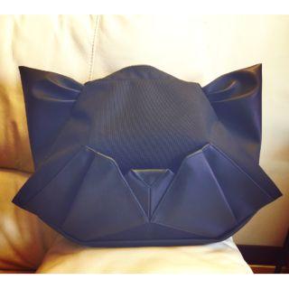 ORIBAGU 摺紙包 黑貓款 側背包 / 後背包