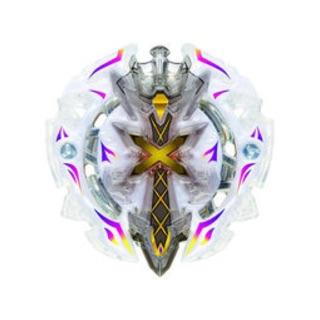 戰鬥陀螺Burst%2367 B-67創世巨人隨機強化包07白色神力聖劍確定版