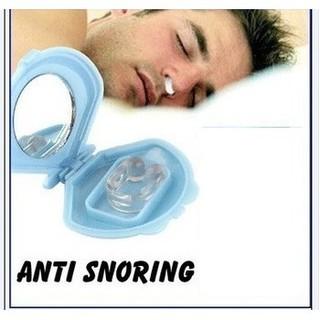 打呼終結者!防打鼾睡眠鼻夾 夾鼻器 矽膠止鼾器