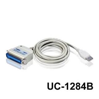 USB轉36公 ATEN UC-1284B_天工電腦