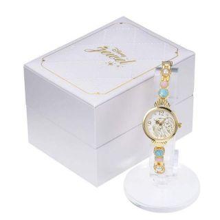 日本帶回 迪士尼 小美人魚 珍珠 手錶