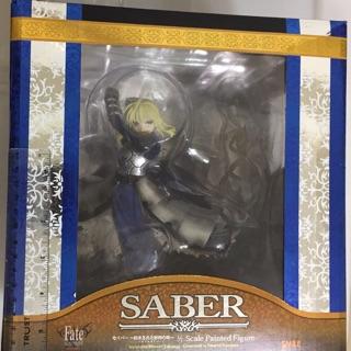 Fate stay night Saber 賽巴 1/7 可換武器