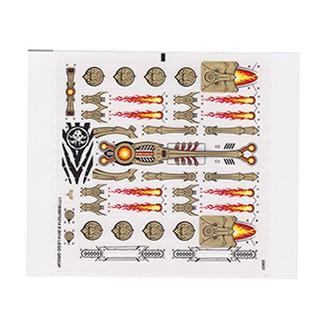 Lego樂高 原廠貼紙 CHIMA 神獸傳奇系列 70146 鳳凰神廟