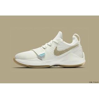 "Nike PG 1 ""Ivory""象牙白 慢跑鞋"