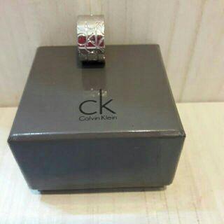 CK戒指 Calvin Klein