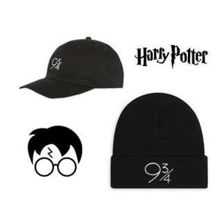 【PORTKEY】英國 哈利波特 9又3/4 棒球棒 帽子 鴨舌帽 毛帽 針織帽 護耳帽