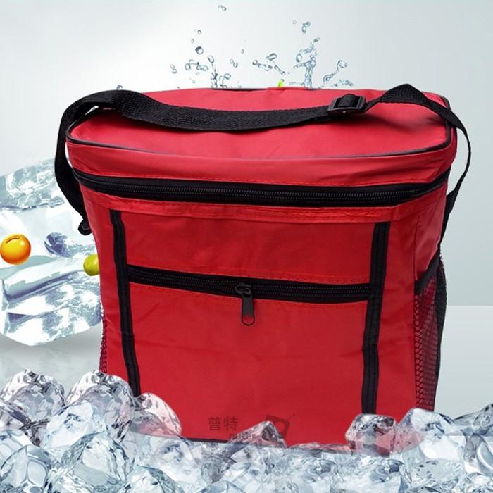 普特車旅 ~OD0015~手提戶外生鮮食品保溫袋 11L牛津布保溫包 野餐包 保鮮包 冰包