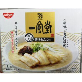 日本 7-11 限定 一風堂 麵