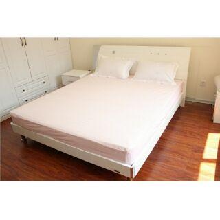 純棉舒適防水床包