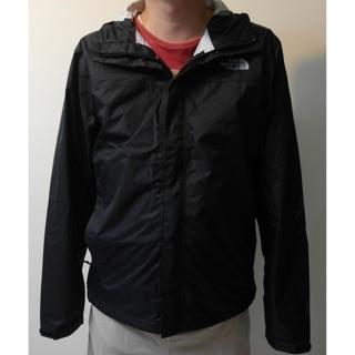 ☆全新正品☆ The North Face 黑色 防風 防雨 透氣外套 Venture Jacket