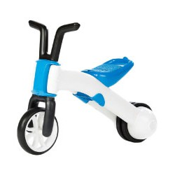 比利時Chillafish二合一漸進式玩具 Bunzi寶寶平衡車-海水藍