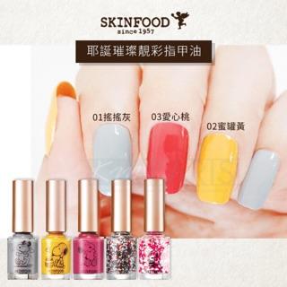 B.E sho 韓國代購 skinfood史努比聯名款指甲油