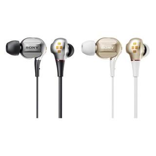兜兜代購-SONY XBA-40 平衡電樞耳道式耳機 黑銀色 全音域低音高音重低音 XBA-30可參考