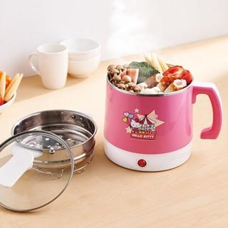 Hello Kitty不鏽鋼美食料理鍋