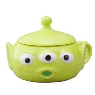 迪士尼 玩具總動員 三眼怪茶壺 三眼怪陶壺