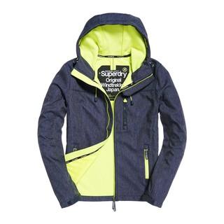 Superdry 極度乾燥刺繡LOGO圖案時尚潮流加絨保暖防風外套 防風防雨 外套