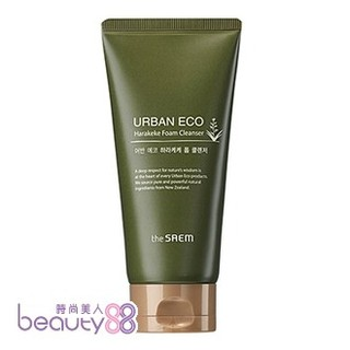 [the SAEM]Urban Eco Harakeke 潔面乳-150g[[[214683]]]