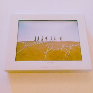 絕版BTS 2016 summer package