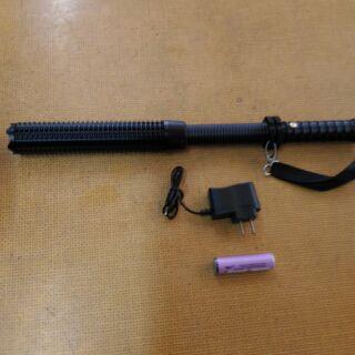 防身L2狼牙棒手電筒組(基配)
