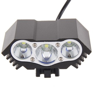 7500流明 XML T6 LED自行車頭燈