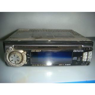 AIWA~CD汽車音響~機型CDC-X217YH