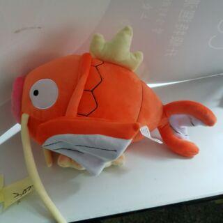 神奇寶貝 鯉魚王 毛絨 娃娃 玩偶