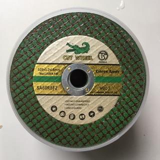 """鱷魚 4"""" 切片 「雙網」一盒50片裝 金屬切片 綠鱷魚 鱷魚牌 綠雙網"""