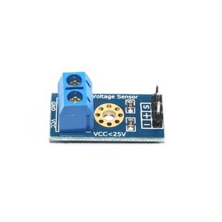(10/30到貨)電壓檢測模組 Voltage Sensor 電壓感測器 電子積木 相容 Arduino