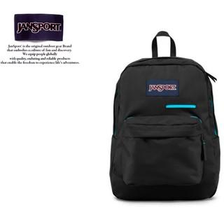 【小鯨魚包包館】JANSPORT 後背包 DIGIBREAK JS-41550 黑色