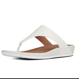 Fitflop夾腳拖鞋(全皮款)