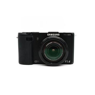 【高雄青蘋果3C】Samsung EX2 EX2F f1.4 自拍美肌 黑 二手相機 數位相機 #36935