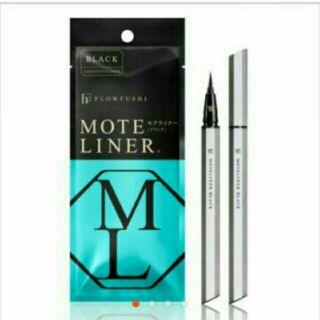 《日本代購》FLOWFUSHI motrmascara睫毛膏、moteliner眼線筆