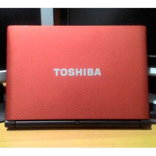 (極新)Toshiba CP值最高的小筆電 NB550D 音質超讚