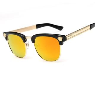 經典款反光彩膜太陽鏡批發 復古炫彩太陽眼鏡s905 潮人墨鏡