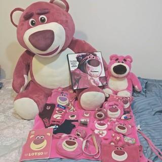 ♥♡現貨不用等♥♡ 熊抱哥 娃娃 玩偶 大娃娃 熊抱哥系列 迪士尼 玩具總動員3 lotso toystory3