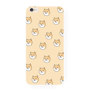 NO.435 可愛柴犬手機殼 三星 Note2 Note3 Note4 Note5  Note6 Note7