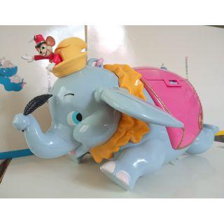 迪士尼 小飛象 爆米花桶