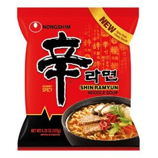 韓國農心辛拉麵120g