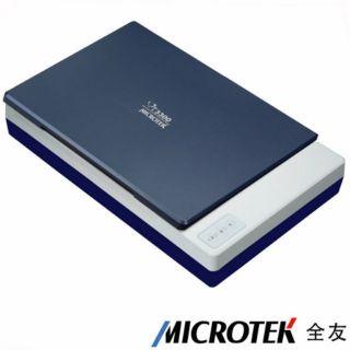 免運含稅 Microtek 全友◎XT-3300 書本專用高速掃描器◎公司貨◎3秒彩色掃描/無邊框