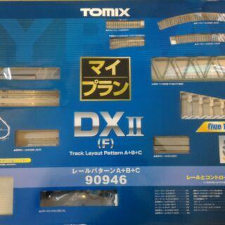 【現貨Tomix DX2】 N規鐵道盒裝套組架橋、島式車站、待避線、轉轍器*2 KATO可參考 鐵路模型