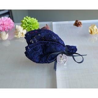 【淑女之戀】韓版夢幻童話風格手作髮飾---芭蕾名伶風髮夾