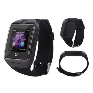 Q18智能手錶 運動手環 藍牙手錶 智慧手環 智慧手錶 來電震動