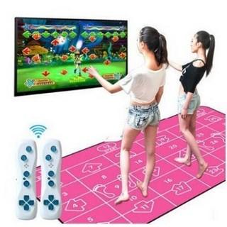 加厚雙人跳舞毯減肥機鼠無線加寬瑜伽電視電腦下載兩用休閒娛樂健