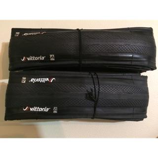 Vittoria 外胎 耐磨胎 兩條600元 尺寸 700 23C