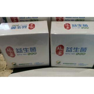 娘家益生菌 NTU101乳酸菌  60包/盒